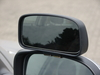 Convenient Side Mirror CROSS small 139 x 71 mm - Bracket-Mounted