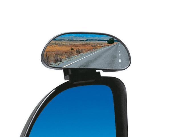 Side Mirror OPTILUS 147 x 61 mm for VW Golf VII, Audi, Skoda, Seat, BMW, Mercedes