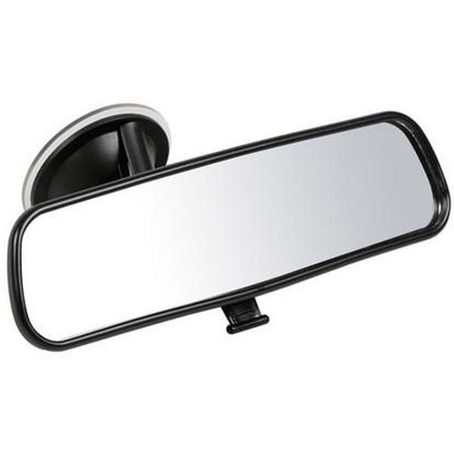 Suction Mirror 213 x 55 mm, dimmable, with quick-release fastener